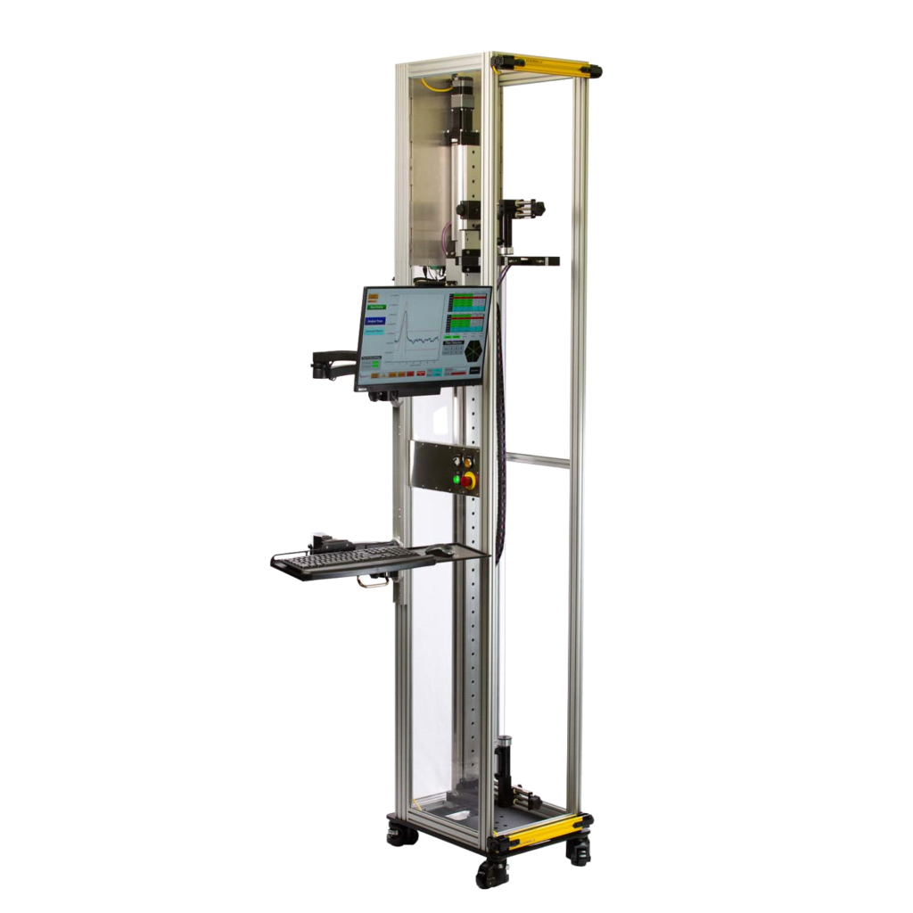 LaserLinc Introduces The New Metron-L Sample Measurement System